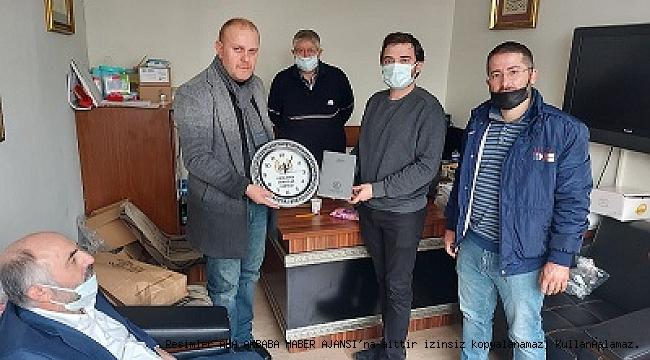Ali Kemal Kazdal'' Yeni yılda sağlıklı günlere ulaşmamız yakındır''