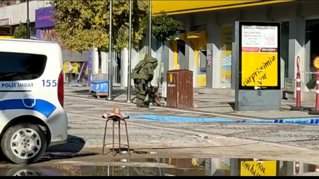 Bomba paniği Edirne'yi ayağa kaldırdı