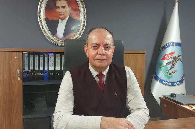 E. Kurmay Albay Yücel Keleş - TSK Mehmetçik Vakfı Güngören Park AVM LTD. ŞTİ. şirket müdürü