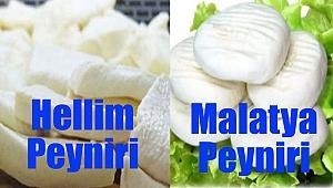 Hellim Peynirinin kökeni, Malatya Peyniri çıktı
