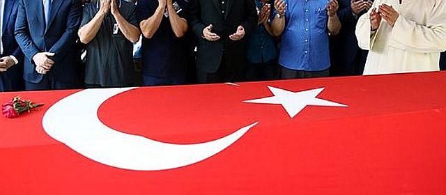 Malatya'lı Uz. Çvş.  Mehmet Çelik Diyarbakır''da şehit oldu
