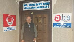 Akbaba Haber Ajansı Ankara bölge müdürlüğü kendi mülkünde kapılarını açtı