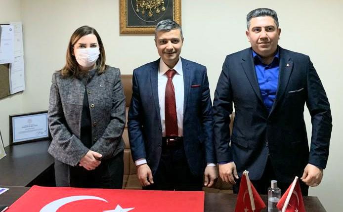 Arzu Erdem Güngören'de demokrasi kahramanları Muhtarların gönlüne dokunuyor