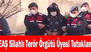 Manisa'da Yakalanan DEAŞ'lı tutuklandı