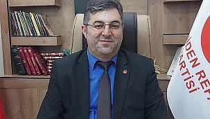Yücel Öztürk - Güngören Yeniden Refah Partisi İlçe Başkanı