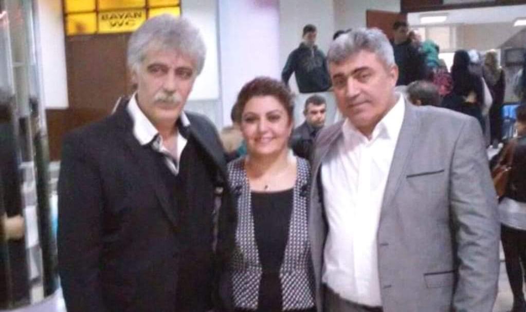 Canip Bingöl ve ailesi Neriman Bingöl ile Ahmet Altuntaş için yas tutuyor