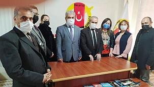 Deva Partisi basının kıymetini biliyor, Anadolu Basın Birliği'nde