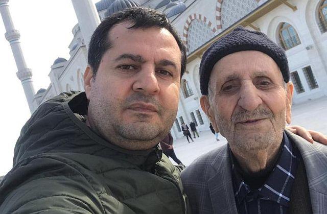 Emniyet Müdürü Murat Aydın Baba Acısı yaşadı, Hasan Aydın hayata veda etti