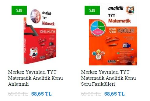 En Uygun TYT Kitabı Fiyatları Kitap Furyasında!