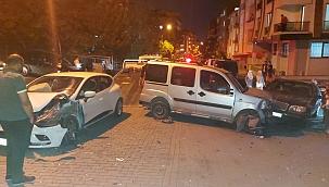 Zincirleme trafik kazası Güngören'i ayağa kaldırdı
