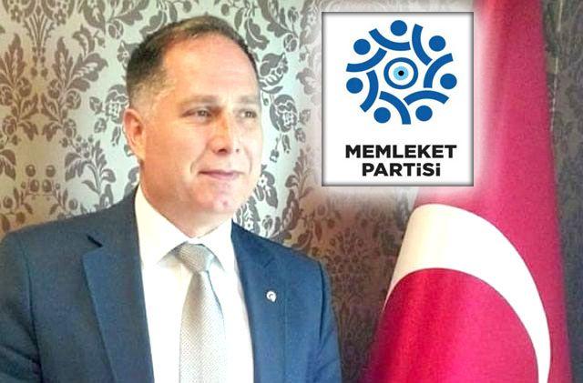 Eşref EKER - Memleket Partisi Bahçelievler İlçe Başkanı