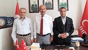 MHP Mehmet Ali Kaya ; Dava arkadaşlarımız vardır. Dava ne alınır, ne satılır