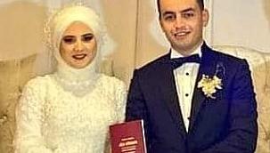Murat Aydın'ın kızı Tuba Aydın Nikah masasında Gökhan Yıldırım'a EVET dedi