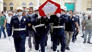 Şehit Serhan Alışkan'ın naaşı, Edirne'de defnedildi.