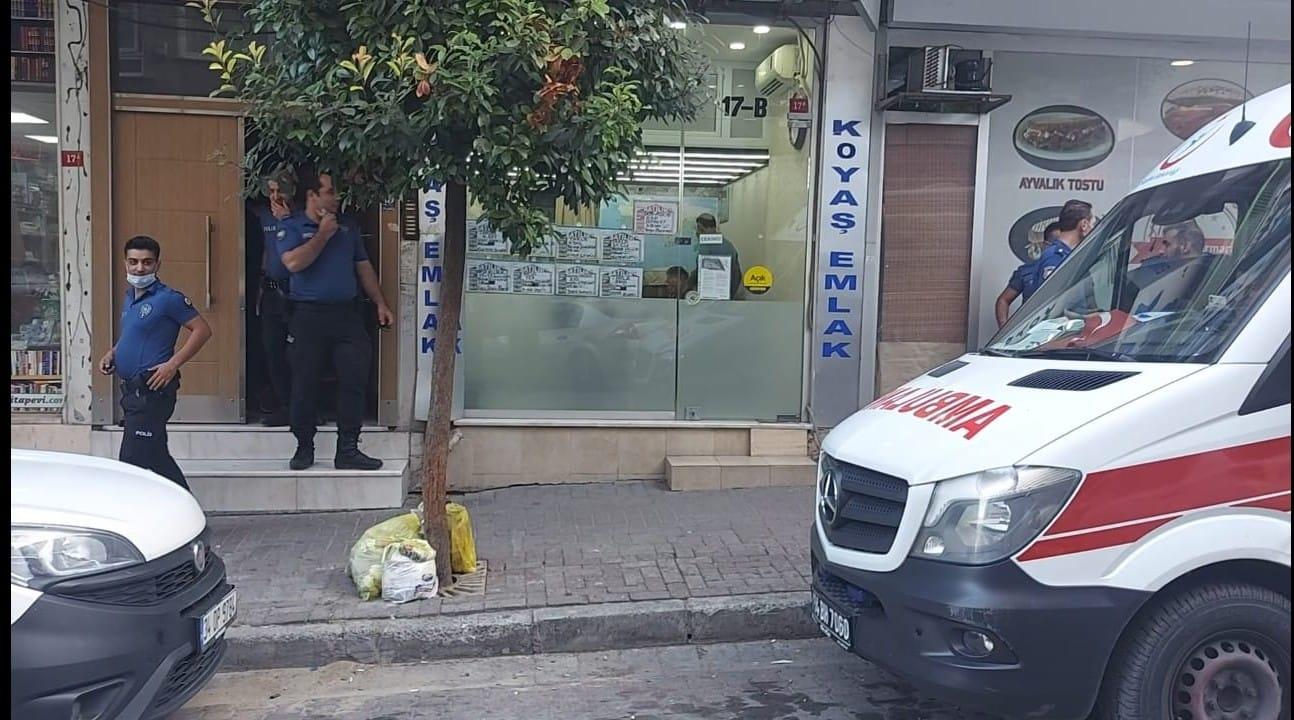 Genç kızın aşk krizi polisi ve ambulansı alarma geçirdi