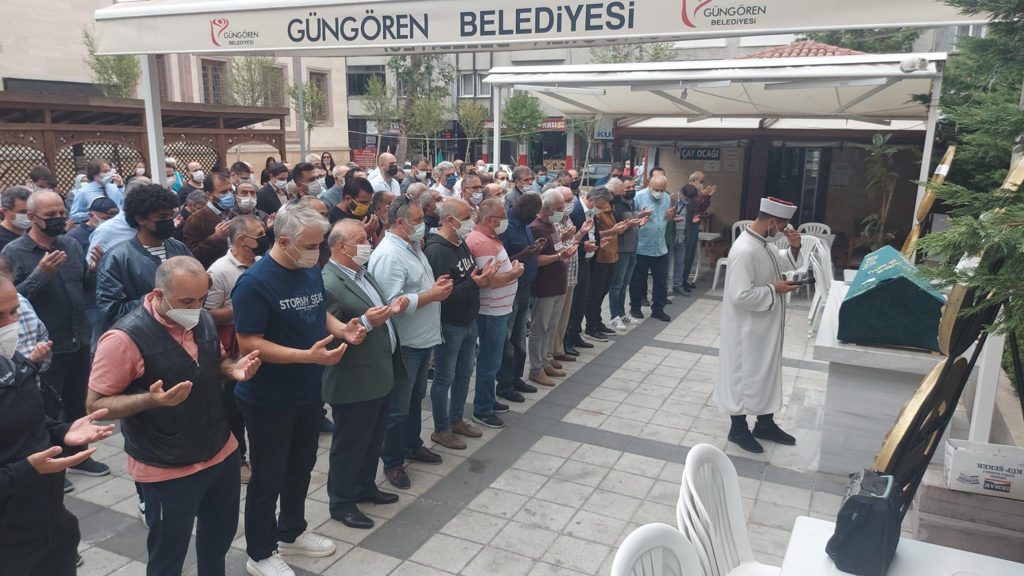 Mehmet Can Bayvaçça'nın son vedasında gözyaşları sel oldu