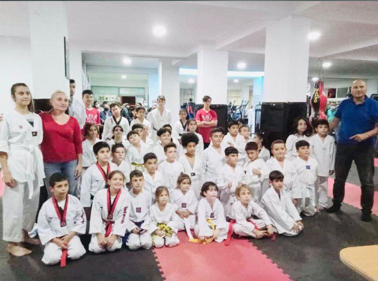 Nedim Kuşçu: Güngören'i taekwondo merkezi yapacağız