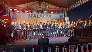 Aslantepe'den Yenikapı'ya Malatya Tanıtım Günleri Muhteşem açılışla başladı.