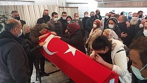 Davasının adamı Talat Enveroviç Çetin'in son vedasında gözyaşları sel oldu