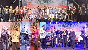 Dört dörtlük Malatyalılar Yenikapı'da 4 gün tarih yazdı