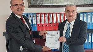 Mustafa Akbaba İnsan Hakları ilçe kurul üyesi oldu