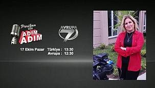 Perihan'la Adım Adım, duayenlerini Kanal7 Avrupa ekranlarına kitleyecek