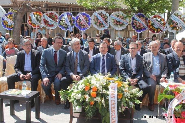 Akhisar'da Balkan Göçmenleri Derneği Açıldı