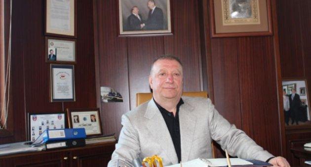 Kamil Bulut- Bakkallar Odası Başkanı