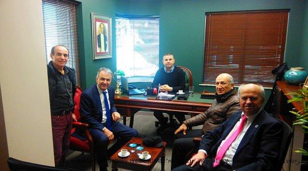 Kırklareli Milletvekili, Turabi Kayan'dan Esnafa Ziyaret!...