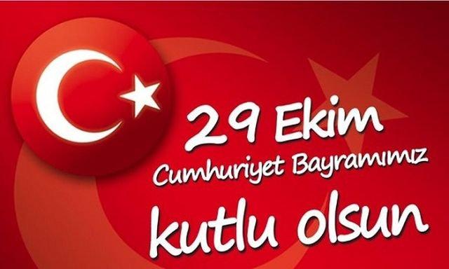 Mustafa Akbaba; Cumhuriyet bayramı milletimizin onur belgesidir