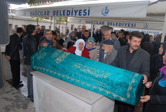Naci Tekdemir gözyaşı ve dualarla son yolculuğuna uğurlandı