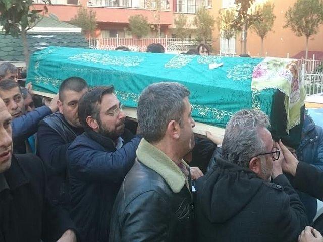 Neşenur Başkent göz yaşları ile omuzlarda son yolculuğuna uğurlandı