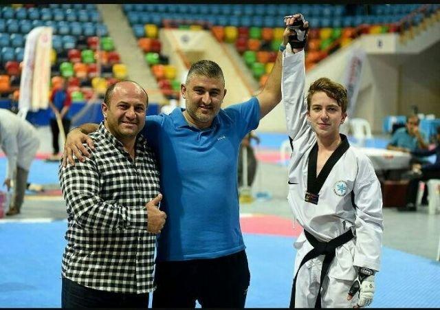 Öncü Gençlik Spor Kulubü Muhammed Talha Şen ile Dünya Şampiyonasına Gidiyor
