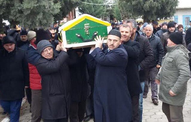 Şarköy Türk Hava Kurumu Şube Başkanı Recep GÖK hayatını kayıp etti