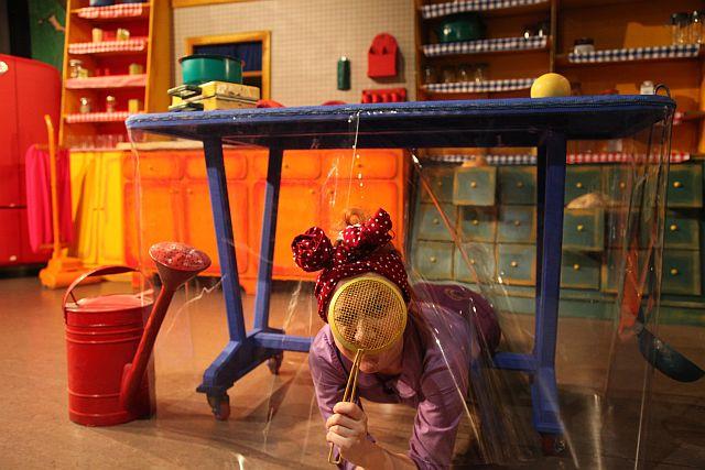 Şehir Tiyatroları'ndan Yeni Çocuk Oyunu