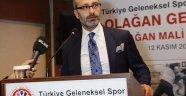 Dr. Hakan Kazancı, Geleneksel Spor Dalları Federasyon Başkanı Oldu