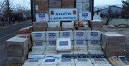 Malatya İl Jandarması Kaçakçılara  Darbe Üstüne Darbe Vuruyor