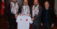 Kaymakam Zafer Orhan Spor Kampanyasına tam destek verdi