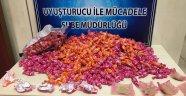 Malatya da Yolcu Otobüsüne Uyuşturucu Operasyonu