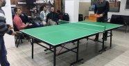 CUMDER 1. Masa Tenisi Turnuvası'nı Ali Öztürk kazandı