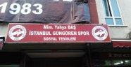İstanbul Güngörenspor ahdı vefada Mim. Yahya Baş'ı ve şehidini  unutmadı