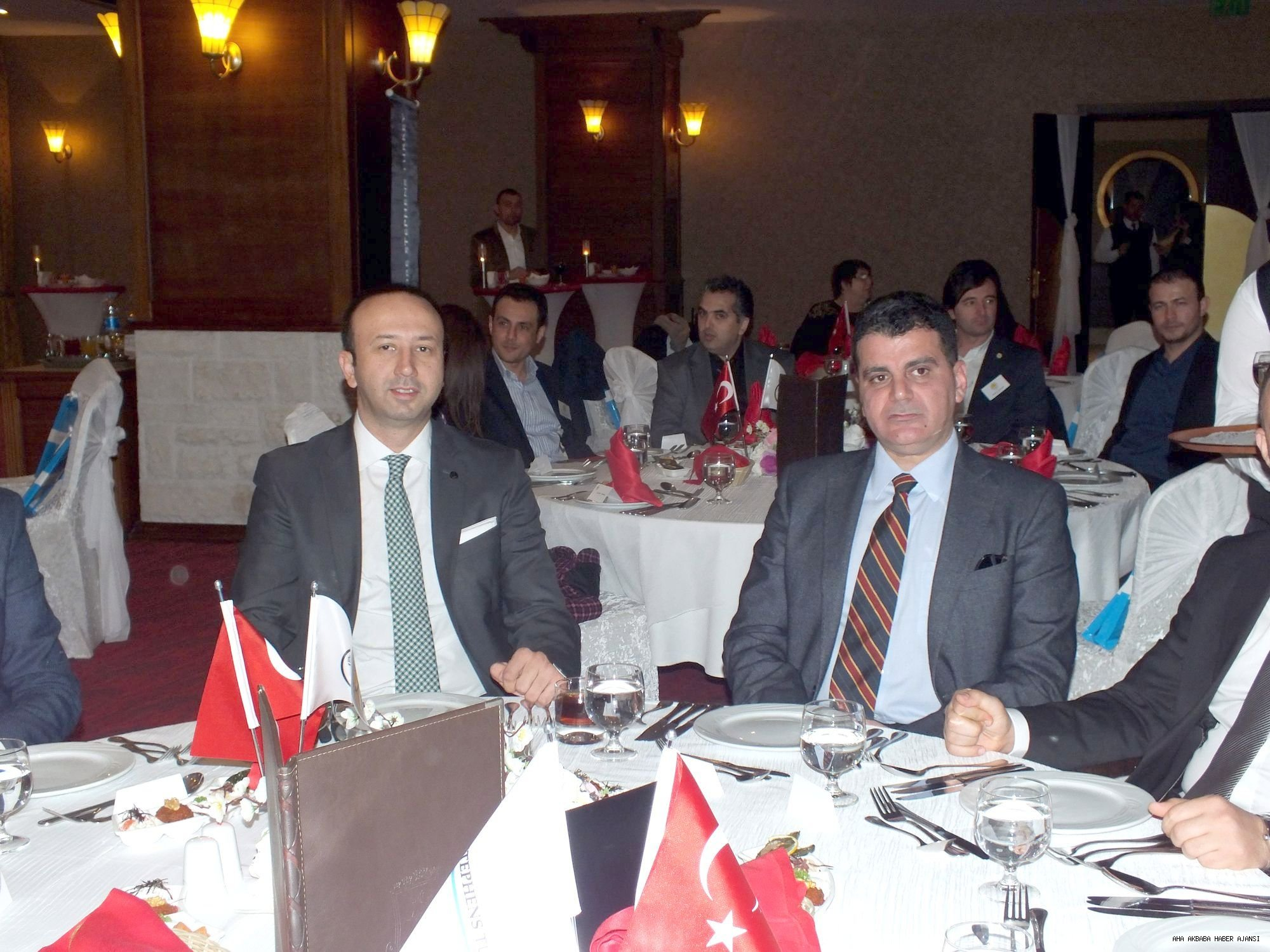 YÖRSİAD Toplantısı Porto Bello Otel'de Gerçekleştirildi